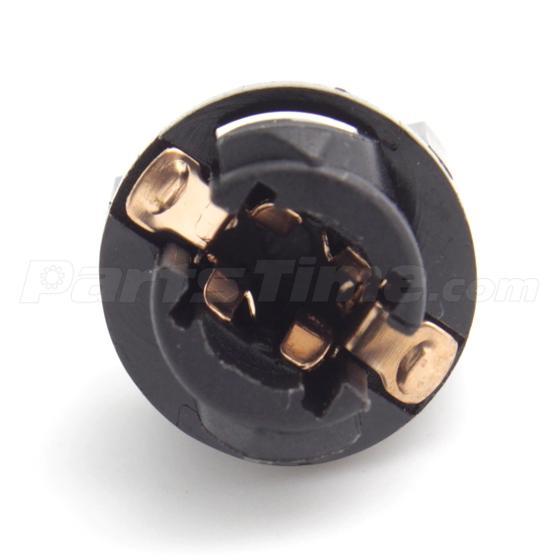 60x T5 74 Led Dashboard Speedometer Gauge Indicator Light: 10x White 73 74 T5 Twist-in Instrument Panel Dash Light