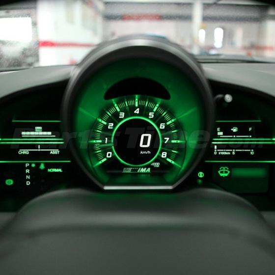 60x T5 74 Led Dashboard Speedometer Gauge Indicator Light: 60) T5 Wedge LED Instrument Panel Gauge Cluster Light Box