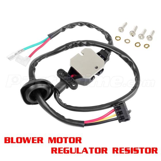 Blower motor resistor specifications 28 images tacoma for Heater blower motor not working