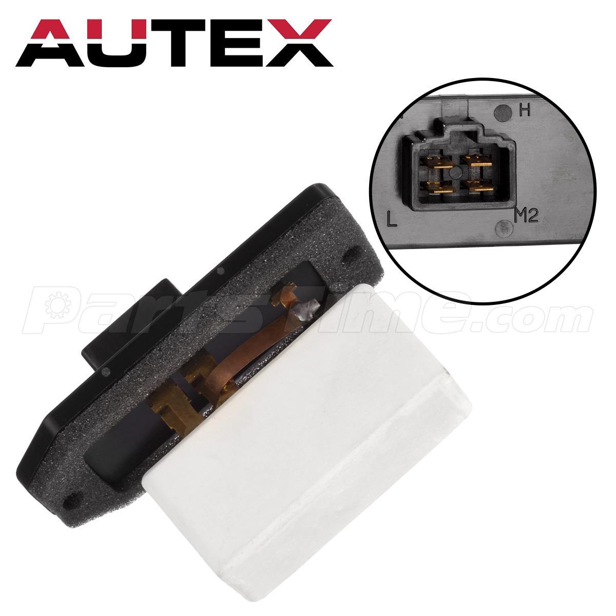 Ac heater blower resistor oe mopar for dodge ram 1500 for Dodge ram blower motor not working