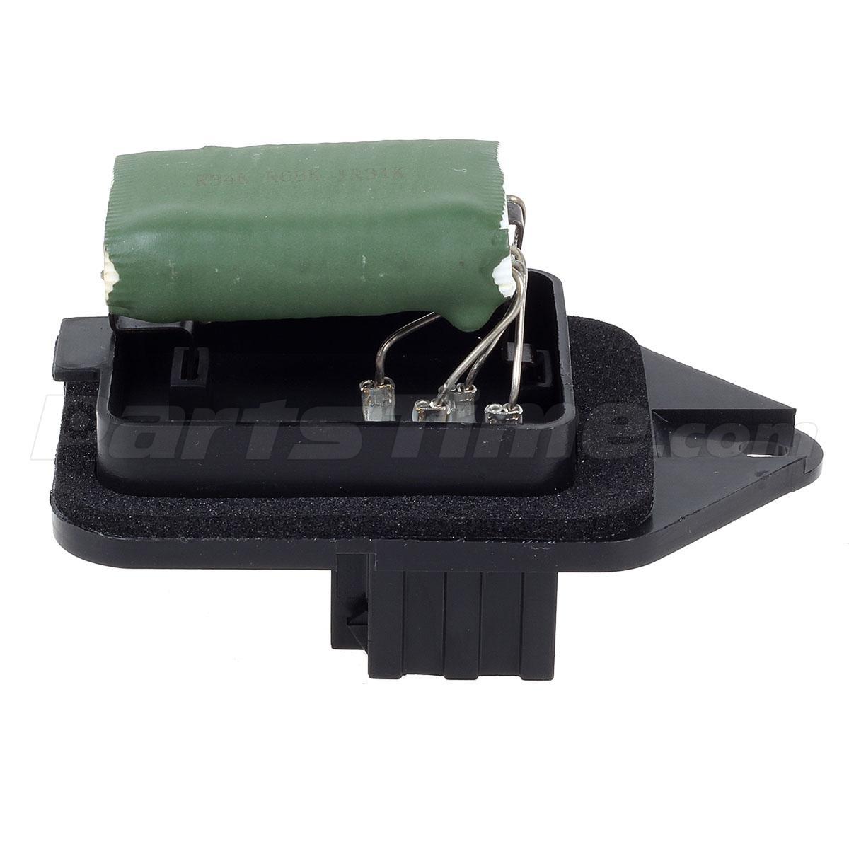 New heater hvac blower motor resistor regulator w o ecc for Volvo 850 blower motor