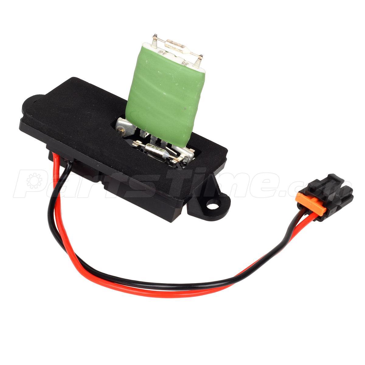 on 15305077 Blower Motor Resistor
