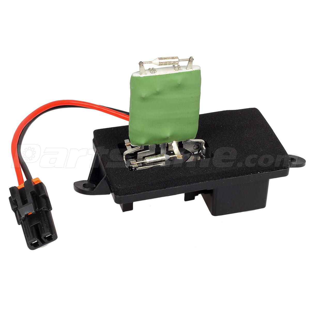 Heater Blower Motor Resistor For Gmc Chevrolet Silverado Yukon Tahoe 15305077