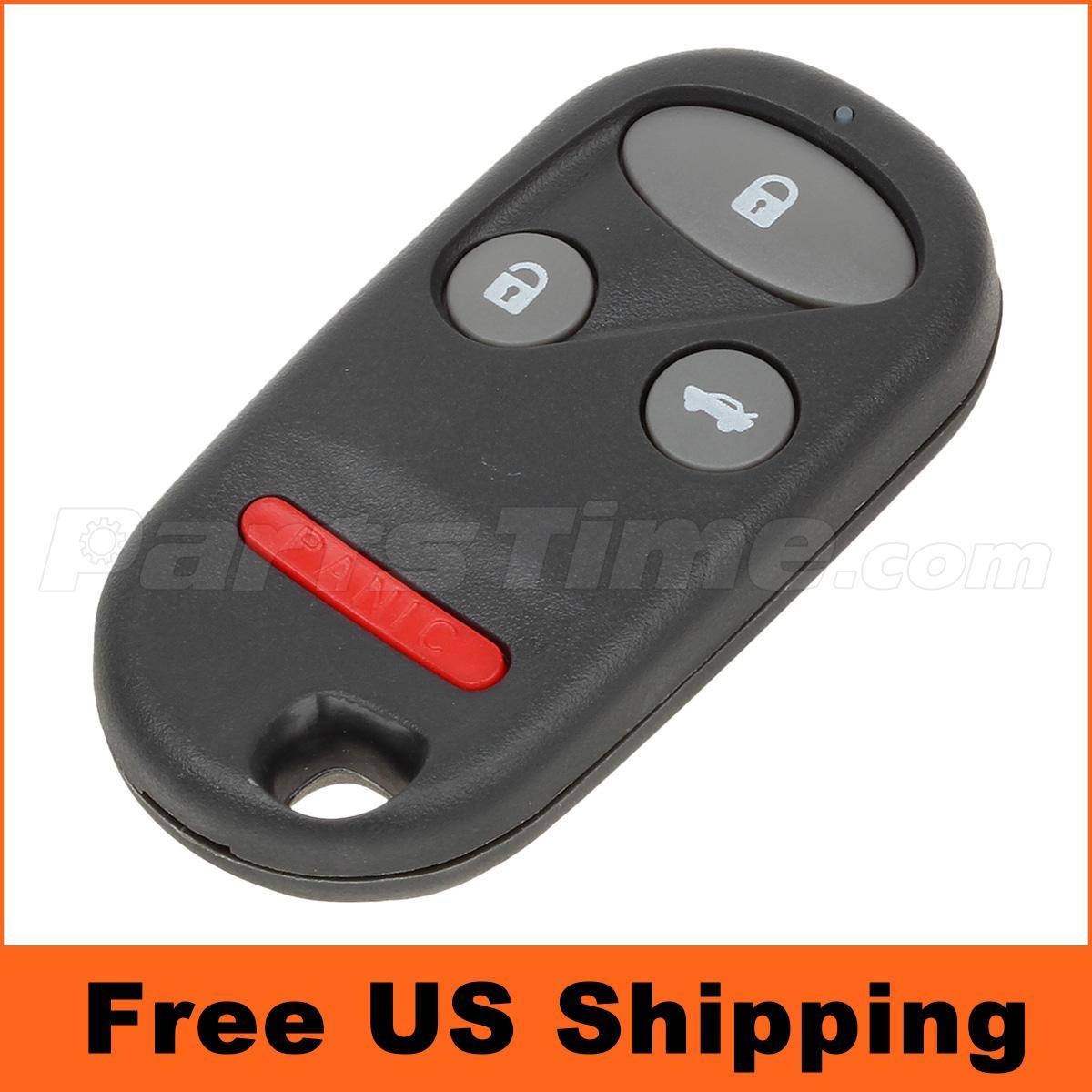 How To Program Honda Remote Keyless Entry Remotes Autos Post